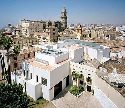 El Museo Picasso Málaga  Smiths Go Euro