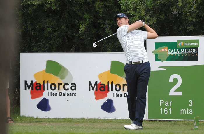 The Iberdrola Open Cala Millor Mallorca is a European Tour golf tournament which was played for the first time in 2010 at Pula Golf Club, Son Servera on the island of Majorca in Spain