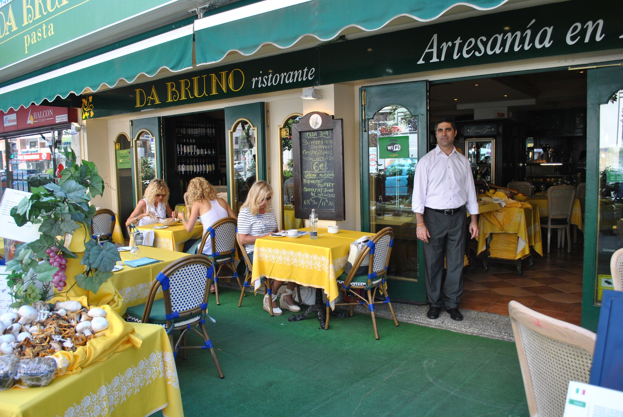 Da Bruno Italian Restaurants Group Welcome Warmer Weather With Innovative Culinary Offerings
