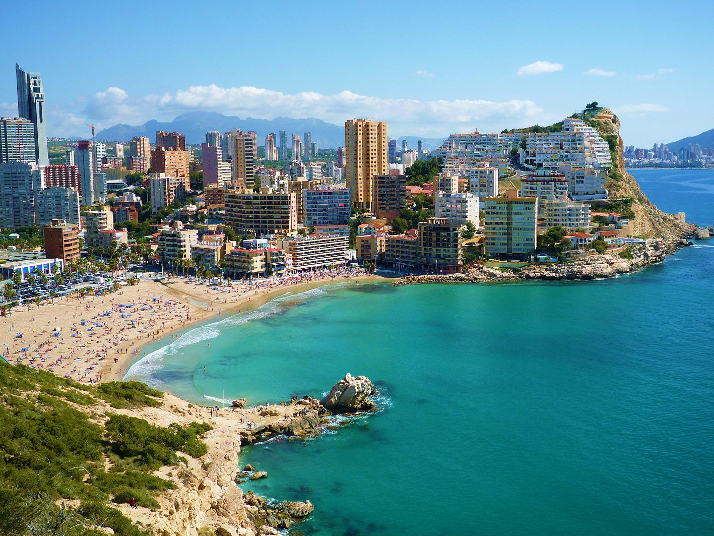 Mighty spain reigns supreme as the most popular holiday destination