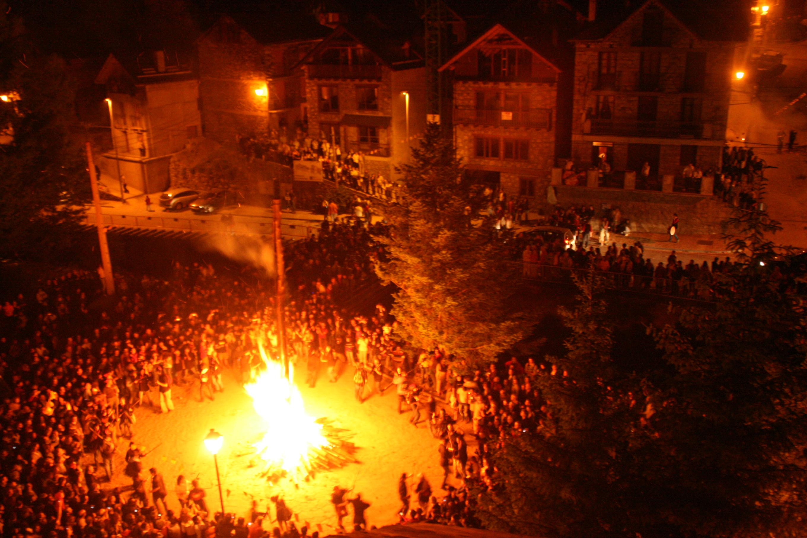 Summer Solstice Festivities on the night of San Juan 3