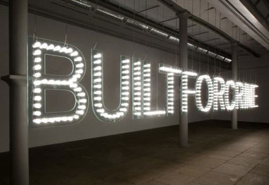 The Centro de Arte Contemporáneo de Málaga presents the first exhibition in Spain of Monica Bonvicini 4