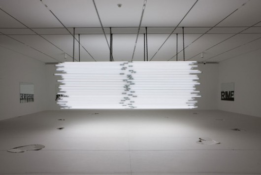 The Centro de Arte Contemporáneo de Málaga presents the first exhibition in Spain of Monica Bonvicini 3