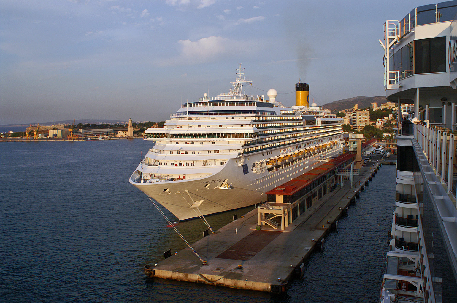 Balearics receive boost from cruise ship passengers
