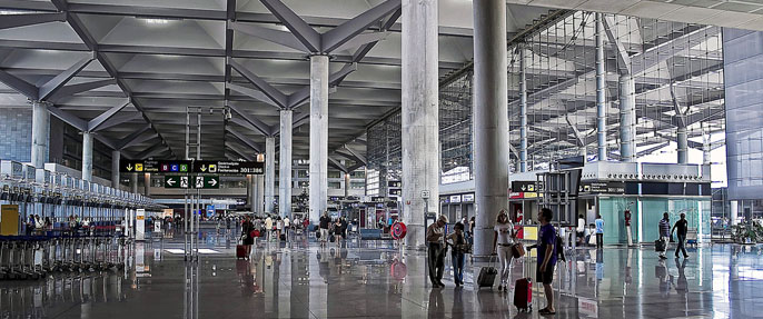 malaga-departures